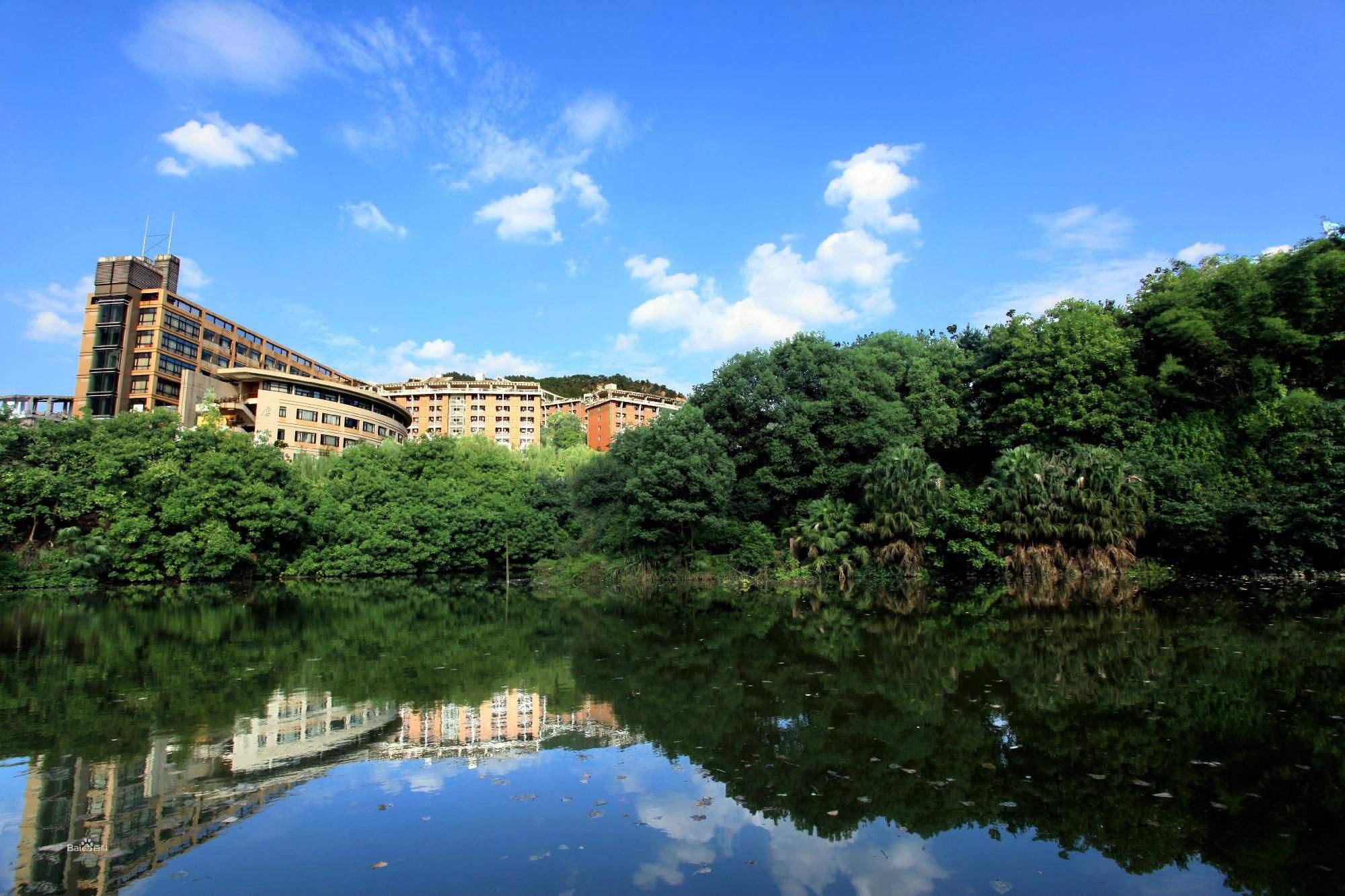 重庆南丁卫生学校外景